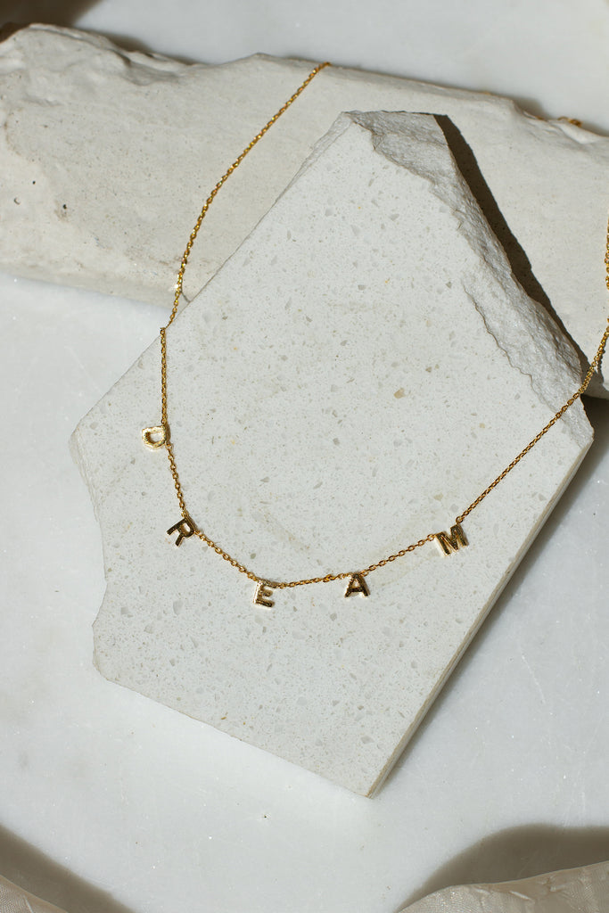 The Dream Dainty Necklace