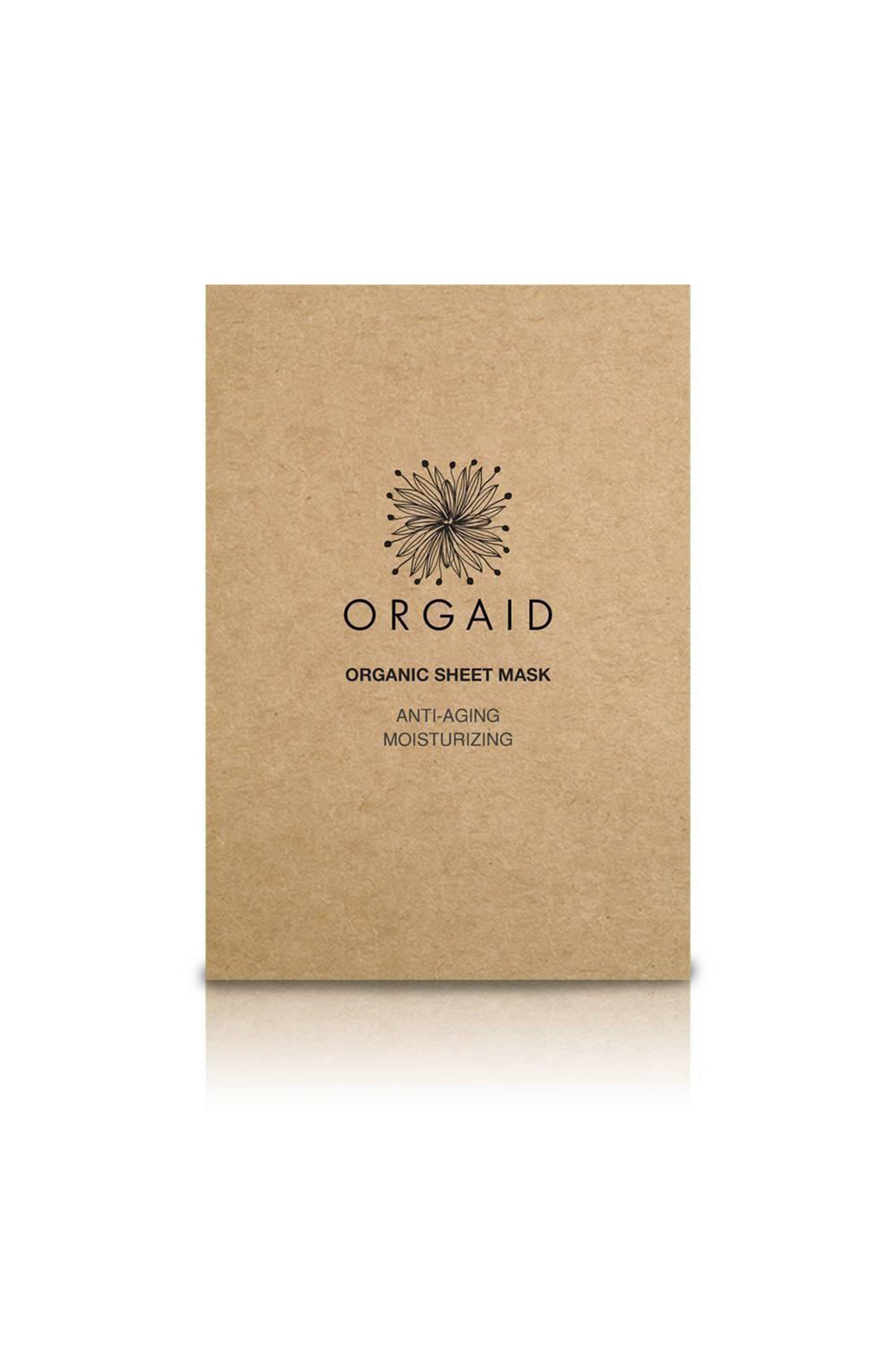 Anti-Aging & Moisturizing Face Mask by Orgaid
