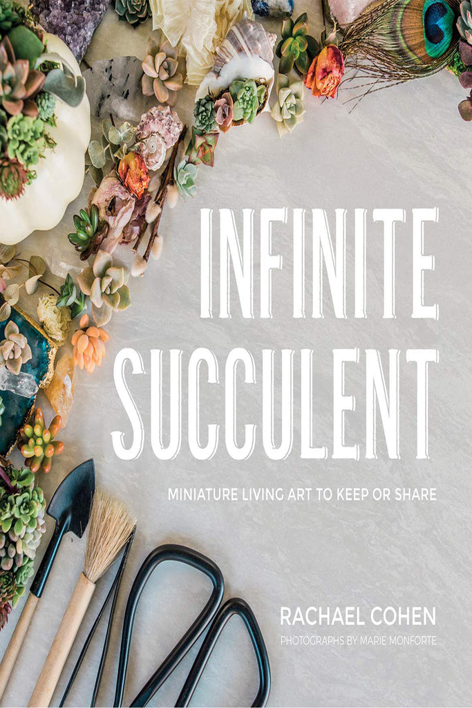 Infinite Succulent Book
