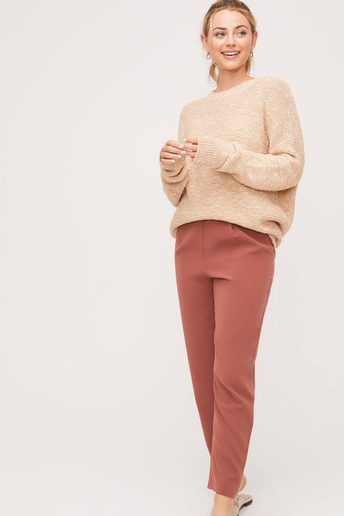 It's Gotta Be You Ribbed Sweater By For Good