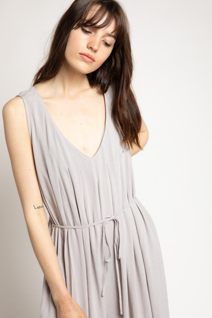 Right Moves Sleeveless Jumpsuit by For Good