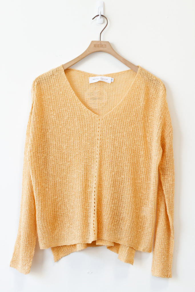 Keep It Classy Knit Sweater