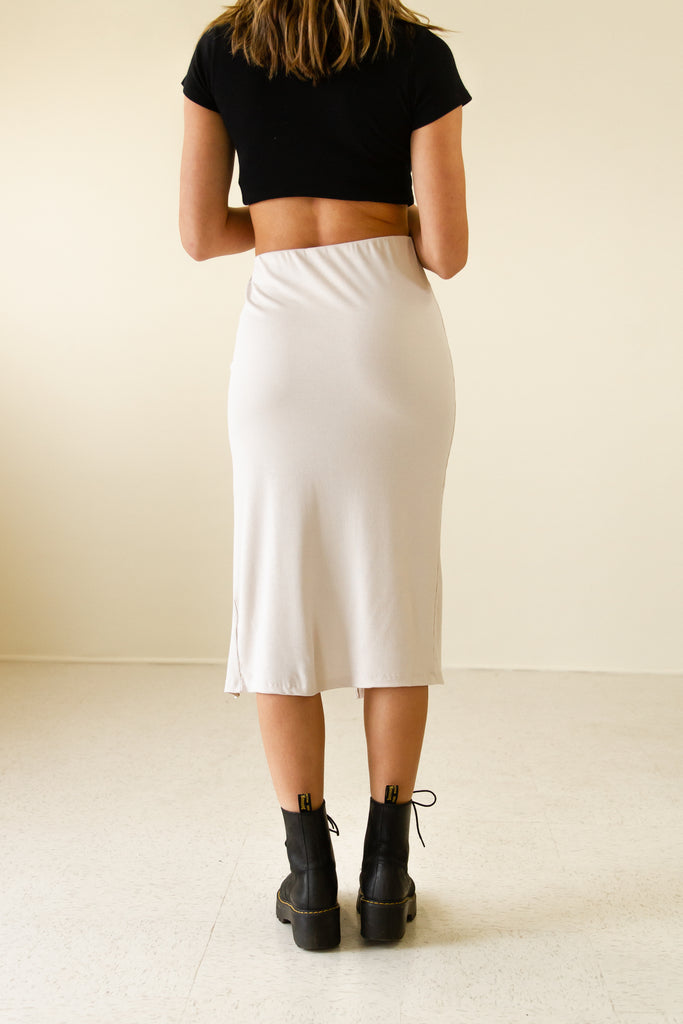 Moonlight Dance Midi Skirt