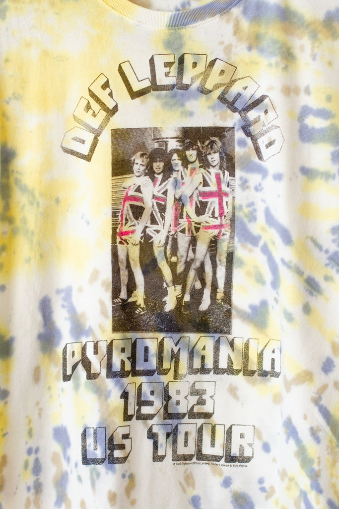 Def Leppard Band Tee by For Good