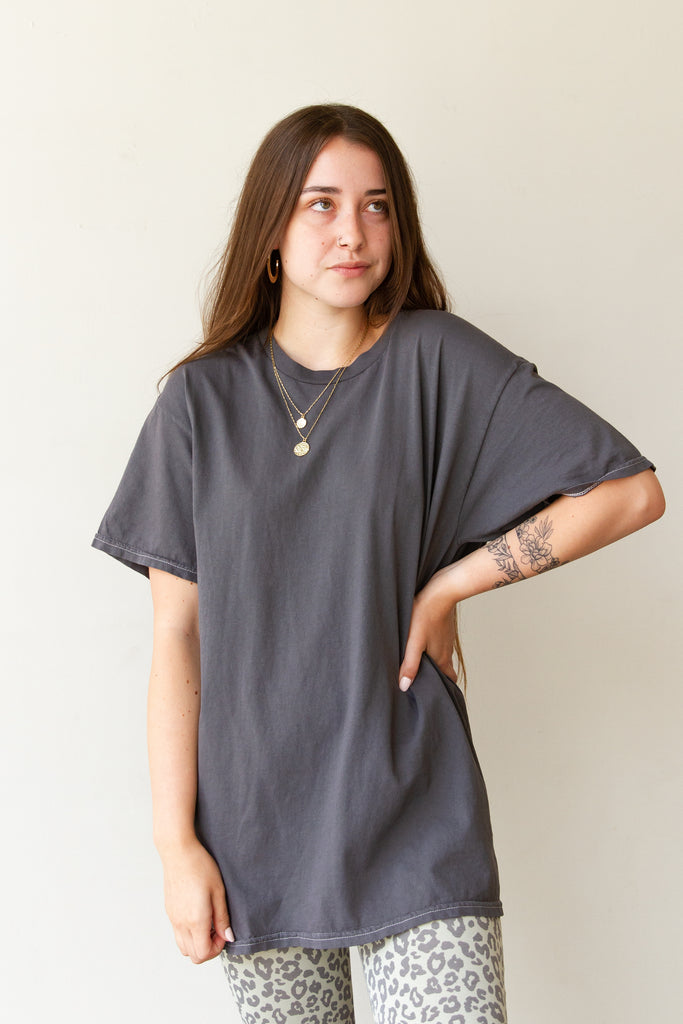 Just Chillin' Short Sleeve Top