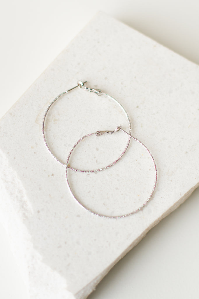 Darling Hoop Earring - Large