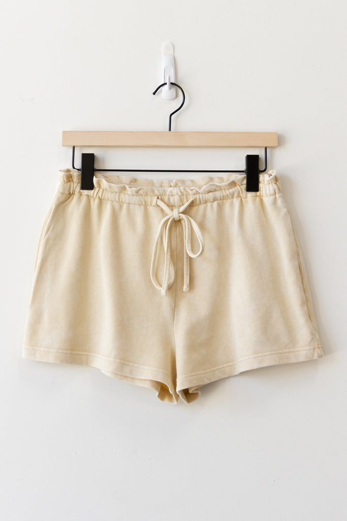 All Nighter Fabric Shorts By For Good