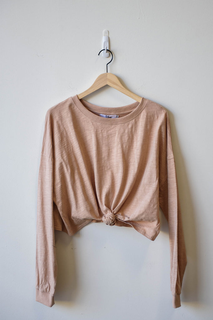 Save It Long Sleeve Top By For Good