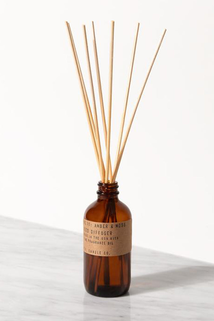 Amber & Moss Diffuser by P.F. Candle