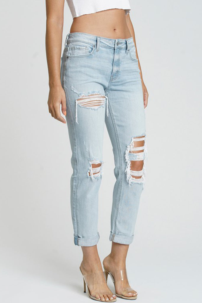 At Least We Tried Denim Jeans