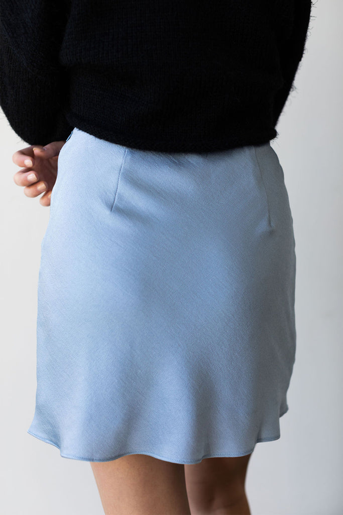 No Turning Back Flowy Skirt