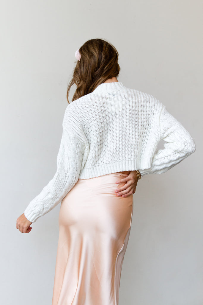 Just Friends Knit Sweater By For Good
