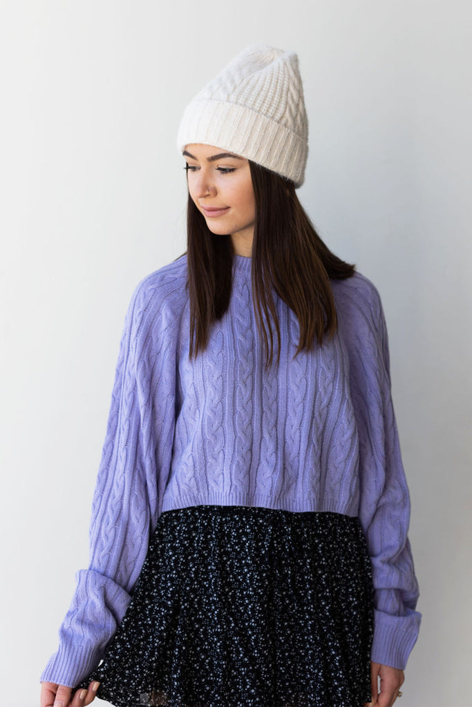 Keep Dreaming Knit Sweater
