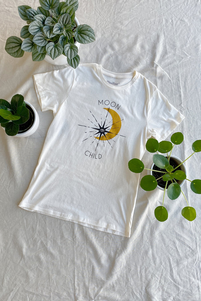 The Moon Child Graphic Tee