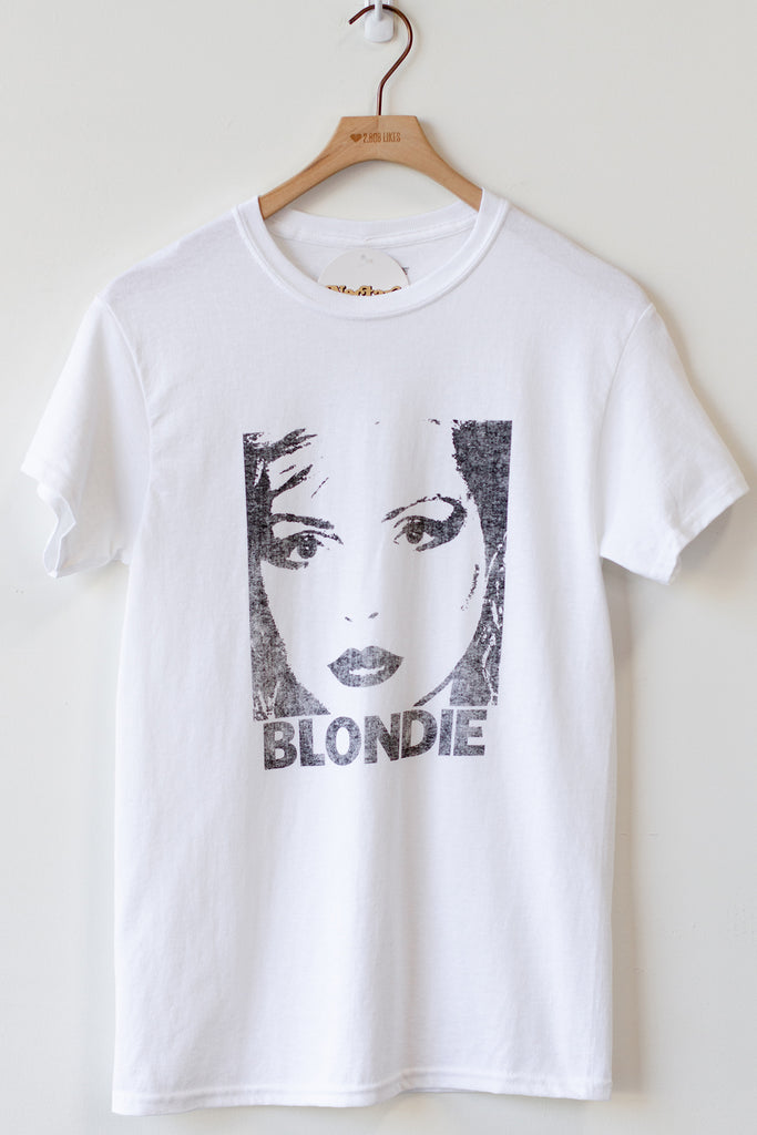 The Blondie Band Tee