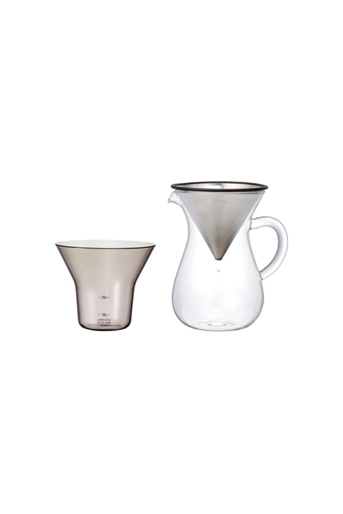 Coffee Carafe Set By Kinto