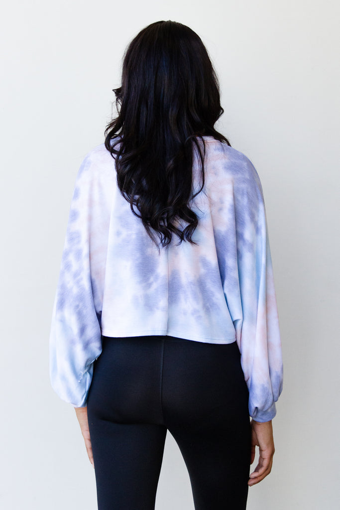 Garden District Tie Dye Sweater