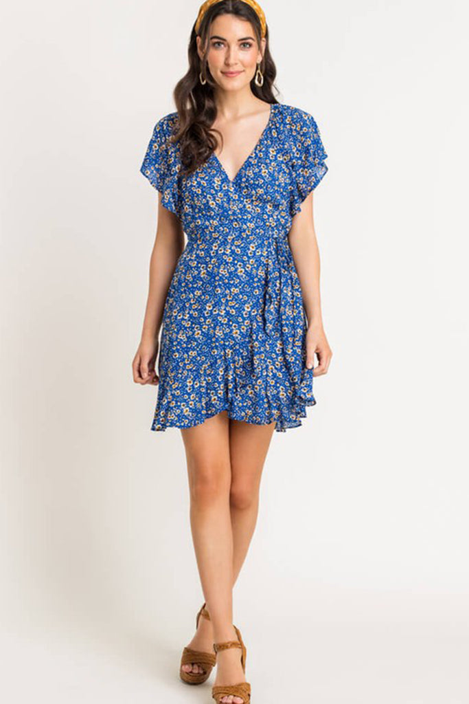 The Dream Floral Dress by For Good