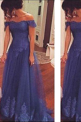 Off the shoulder Real Made Prom Dresses,Evening Gowns,Evening Dress,BG29
