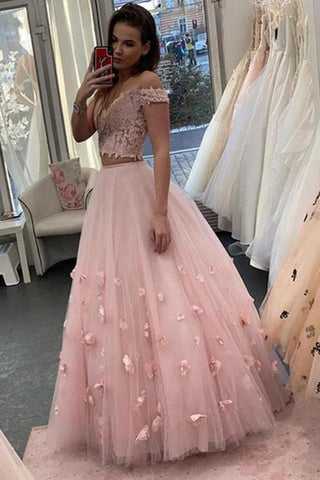 products/3D_Floral_Junior_Off_the_Shoulder_Prom_Dresses_Lace_Two_Piece_Pink_Lace_Prom_Gowns_P1116-1_df5ef99d-1df9-475d-bb0c-de11d1a629a1.jpg