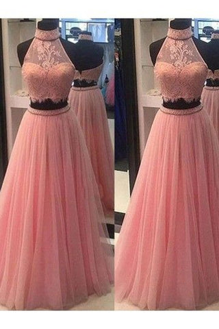 products/A_Line_Two_Pieces_Halter_Long_Pink_Tulle_Backless_Prom_Dress_with_Beading_Lace_P1073-1.jpg