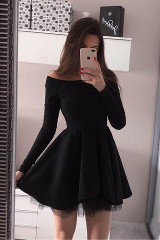 products/A_line_Long_Sleeve_Black_Satin_Short_Prom_Dresses_Above_Knee_Cocktail_Dresses_PW659.jpg