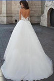 wedding dresses long