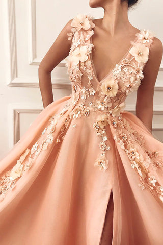 products/A_line_Pink_V_Neck_Prom_Dresses_with_Slit_Lace_Appliques_Prom_Gowns_PW590-1.jpg