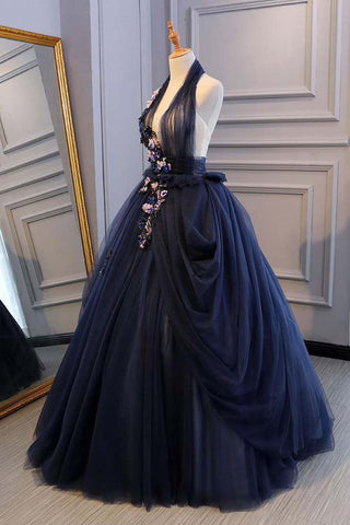 products/Ball_Gown_Blue_Tulle_Lace_Long_Prom_Dresses_Deep_V_Neck_Backless_Evening_Dresses_PW469-1.jpg