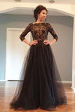 long prom dress,black Prom Dress,backless prom dress,Charming prom dress,evening dress,BD776