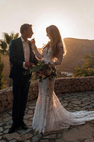 products/Mermaid_Long_Sleeve_Lace_Beach_Wedding_Dresses_Backless_V_Neck_Boho_Wedding_Gowns_W10640-2.jpg