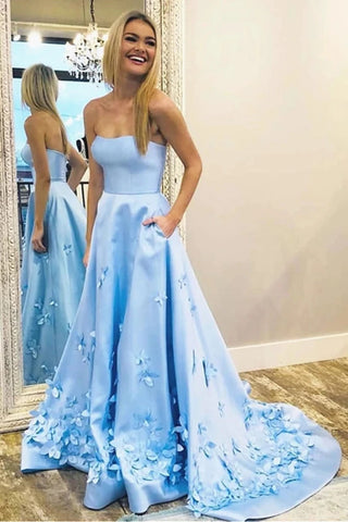 products/Princess_A_Line_Strapless_Blue_Satin_Sleeveless_Prom_Dresses_with_Pockets_Evening_Dresses_P1148.jpg