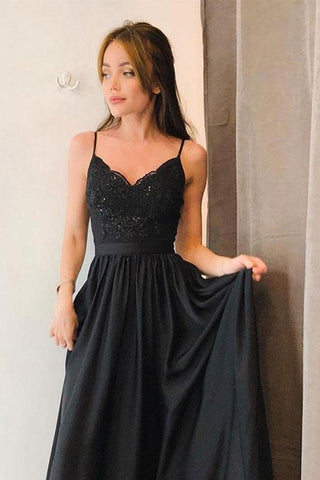 products/Simple_Spaghetti_Straps_V_Neck_Lace_Black_Prom_Dresses_Side_Slit_Evening_Dresses_PW737-2_2.jpg