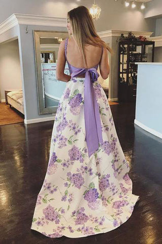 products/Two_Pieces_Floral_Print_Top_Lace_Purple_Prom_Dresses_Scoop_Party_Dresses_with_Pockets_P1060-1.jpg