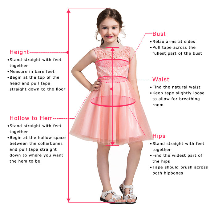 ae8d3de3bf6f7 Ball Gown Round Neck Long Sleeves Tulle Bowknot Flower Girl Dress with  Appliques PM770