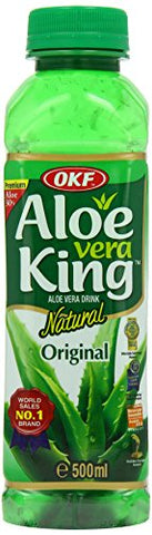 OKF Aloe Vera King Original Flavour 500 ml (Pack of 20)