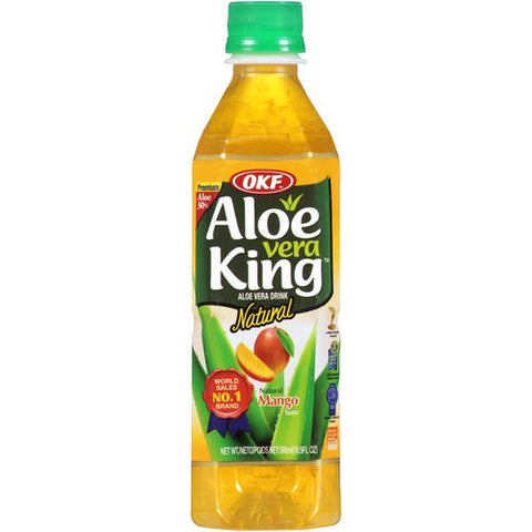 OKF - Aloe Vera Juice King (Mango) - 500ml x 20