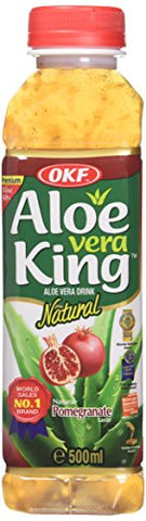 OKF Aloe Vera King Pomegranate Flavour 500 ml (Pack of 20)