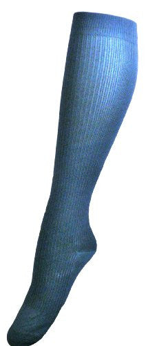 KBTT Light Weight Compression Socks 80D 8 mmHg - Black