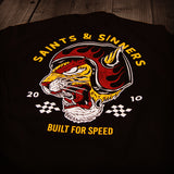 Built For Speed Tiger T-Shirt