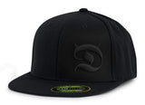 Horned D Flat Bill Cap
