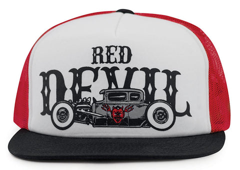 Diablo's Ride Cap