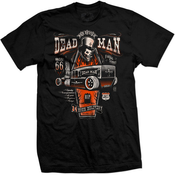 dead man hearse route 66 rip