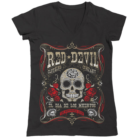 Hell on Heels – Women's Biker Shirt