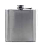 Headed For Hell Flask