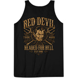 Headed For Hell Tank Top