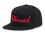 Hellbound Flat Bill Cap