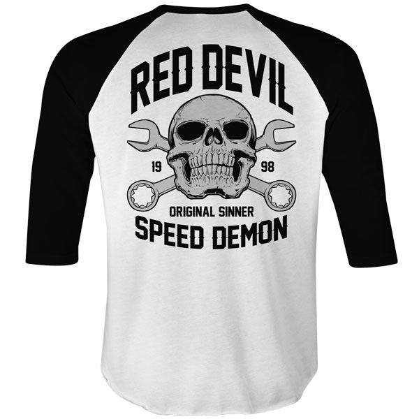 Speed Demon 3/4 Sleeve
