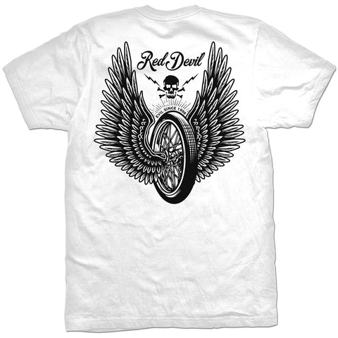 Thunder White T-Shirt