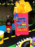 MONSTER TRUCK Party - Monster Truck Banner- Monster Jam Party - Race Car Party - Truck Party